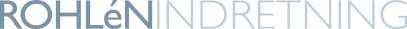 Rohlen Indretning Logo