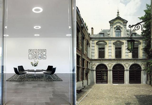 ANTWERPEN // Kombineret showroom og kontor