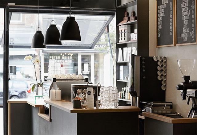 AARHUS // Totalindretning af RS28 kaffebar