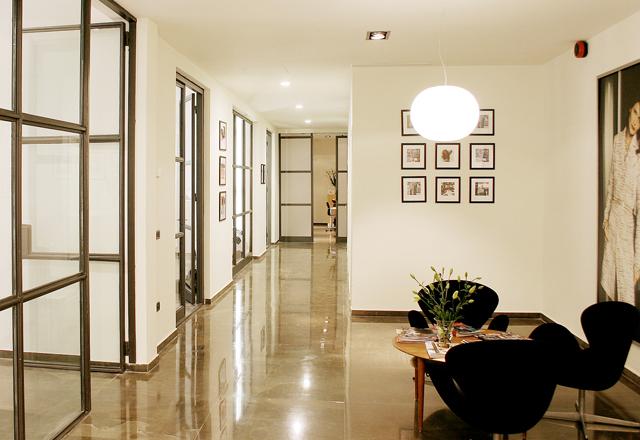 BEIRUT // Kontor med lounge